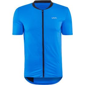 UYN Activyon MTB OW Kortærmet trøje m. lynlås Herrer, princess blue